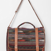 Ecote Kiln Pattern Messenger Satchel