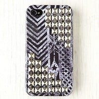 Free People Printed Studded iPhone Case