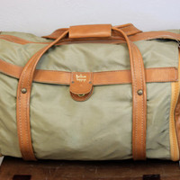 Vintage Hartmann Luggage Duffle Bag