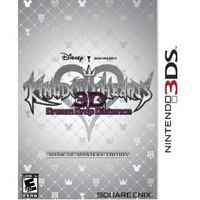 Kingdom Hearts 3D Dream Drop Distance - Collector's Edition: Video Games