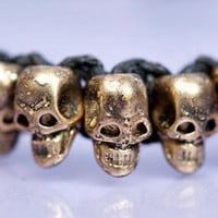 Bone Head Bracelet $16