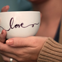Calligraphy Coffee Mug