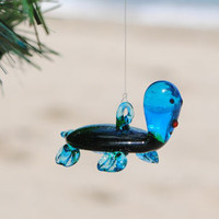 Mini Sea Turtle Ornament | OceanStyles.com