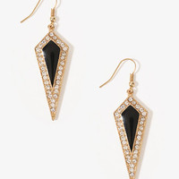 Pointed Drop Earrings | FOREVER21 - 1019572902
