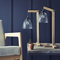 Rowen & Wren - Olson Oak Table Lamp