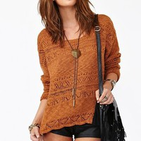 Spice Knit