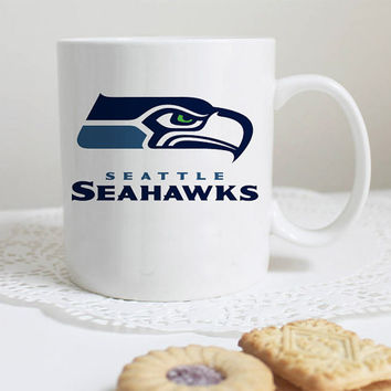 Seattle Eagle Seahawks Best Quality Product of Mug by RomanticalSopirTruck