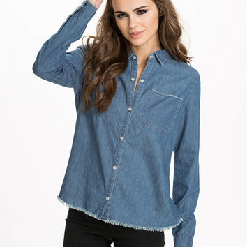 The Chambray Shirt, NLY Trend