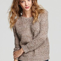Joie Sweater - Alessa Waffle Knit - New Arrivals - Boutiques - Contemporary - Bloomingdale's