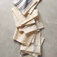 Terrace Trace Napkins by Anthropologie