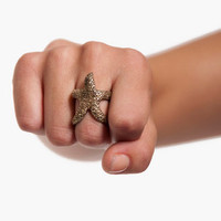 Starfish Ring II $11