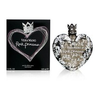 Amazon.com: Vera Wang Rock Princess By Vera Wang For Women Edt Spray 3.4 Oz: VERA WANG