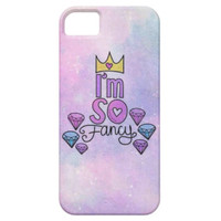 I'm so fancy case iphone 5/5s - iPhone