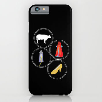 The Cow as White as Milk... iPhone & iPod Case by Page394