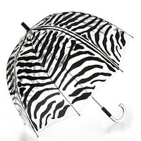 Felix Rey Clear Bubble Zebra Umbrella - All Accessories - Bloomingdales.com