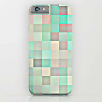 Iridescent Pixels iPhone & iPod Case by 2sweet4words Designs