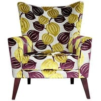 Buy John Lewis Jazz Chair, Lantern Aubergine online at JohnLewis.com - John Lewis