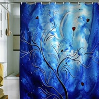 DENY Designs Home Accessories | Madart Inc. Be The Light Of The Moon Shower Curtain