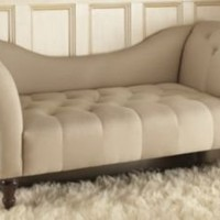 Curved Back Loveseat from Midnight Velvet