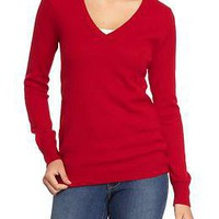 Women's V-Neck Softest Sweaters | Old Navy