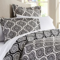 Devon Reversible Duvet Cover & Sham