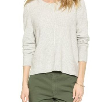 Madewell Solid Dylan Pullover Sweater
