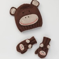 Animal Hat  Mittens 78053 Accessories  at Boden