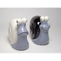 Snail Salt and Pepper Shaker