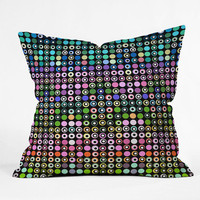 DENY Designs Home Accessories | Lisa Argyropoulos Dot Matrix Throw Pillow
