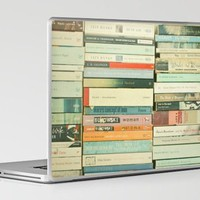 Bookworm Laptop & iPad Skin by Cassia Beck | Society6
