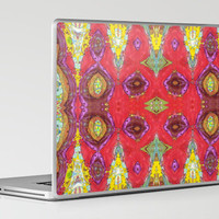 Fancy Red Laptop &amp; iPad Skin by Ingrid Padilla  | Society6