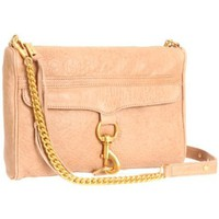 Rebecca Minkoff  Mac Clutch Bubble Lamb Clutch - designer shoes, handbags, jewelry, watches, and fashion accessories | endless.com