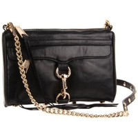 Rebecca Minkoff Mini Mac Clutch - designer shoes, handbags, jewelry, watches, and fashion accessories | endless.com