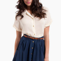 Laura Belted Skirt $33
