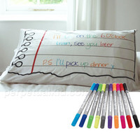 DOODLE PILLOWCASE