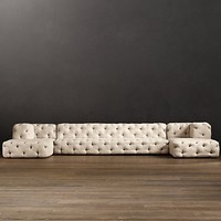 Restoration Hardware Soho Sectional « Bluebadgerbaby's Blog