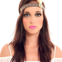 GYPSY WARRIOR - Indian Summer Headband