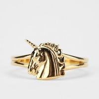 Diament Jewelry for Urban Renewal Vintage Unicorn Ring