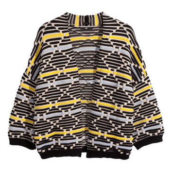 H&M Pattern-knit Cardigan $49.95