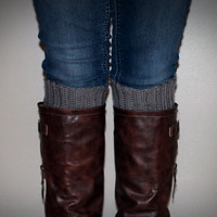 Handmade Crochet Boot Cuffs on Luulla