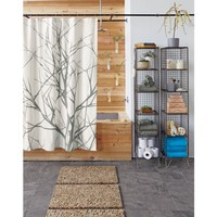 arbor shower curtain