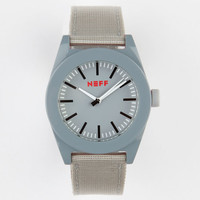 Neff Estate Watch Grey One Size For Men 19881211501