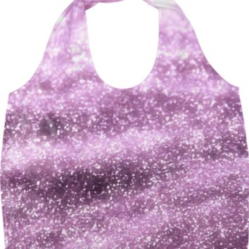 Purple sparkles created by Vanessa GF | Print All Over Me