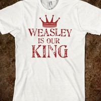 Weasley is Our King - Cutesy Noodles