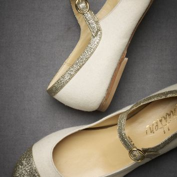 Twinkle Toes Mary Janes in SHOP New at BHLDN