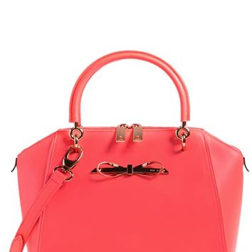 Women's Ted Baker London 'Small' Slim Bow Tote