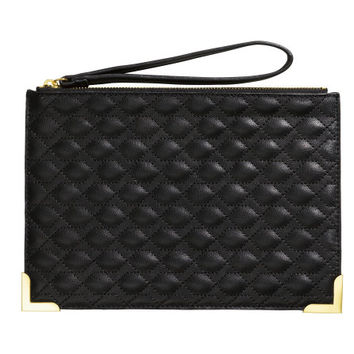 Quilted Wallet - from H&M