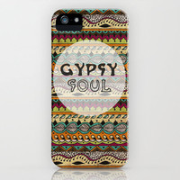 Gypsy Soul iPhone Case by Jenndalyn | Society6