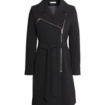 Biker Coat - from H&M