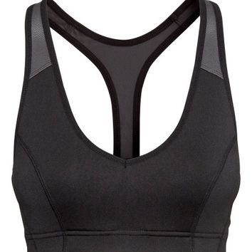 Sports Bra Medium Support - from H&M